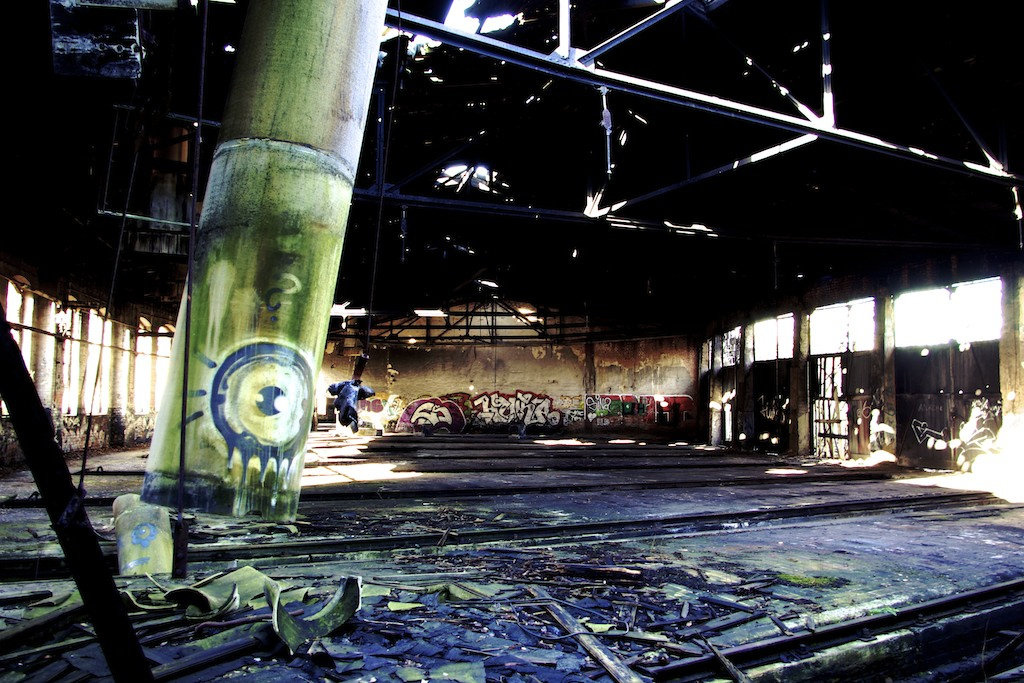 Bahnbetriebswerk Goslar