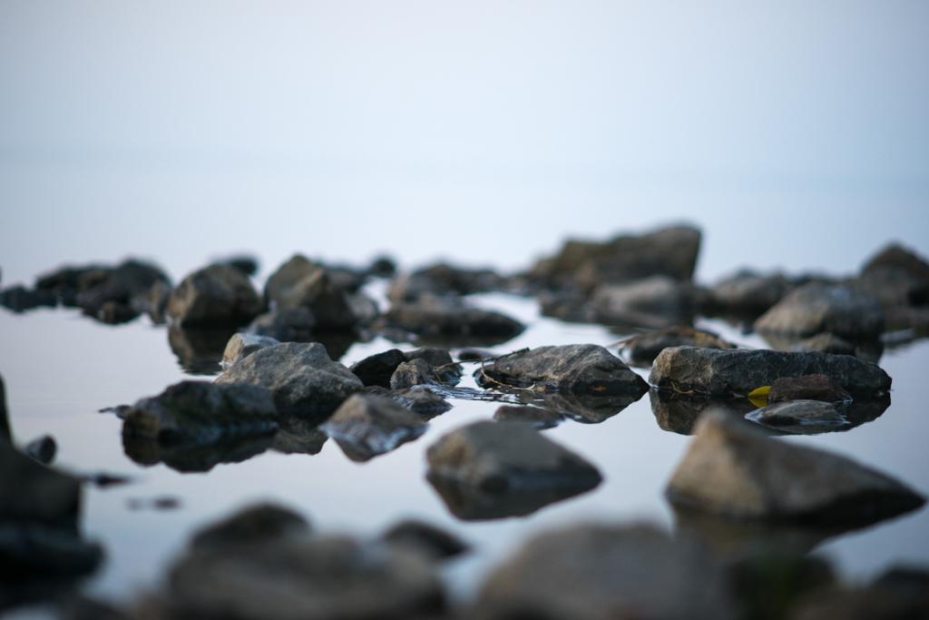 Steinhuder Meer im Herbst
